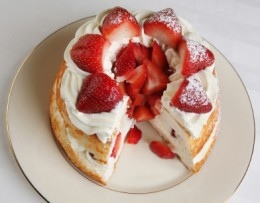 Another Way To Make Strawberry Shortcakes