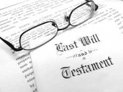 How to Do Your Own Will For Free