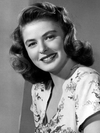 Ingrid in 1945