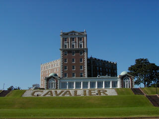 The Haunted Cavalier Hotel in Virginia Beach