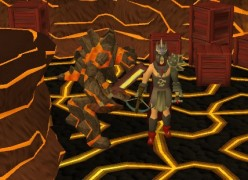 Runescape Fight Cave: No Shortcuts to Winning- Jad Takes Practice