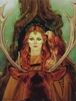 possible depiction of Aradia