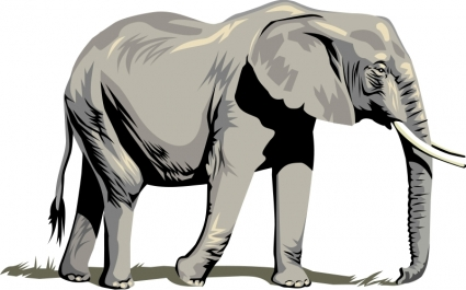 Why do elephant references keep popping up in my Hubs? Maybe because my youngest says they're her favorite animal.