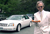 Tom Wolfe and his Car