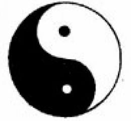 """Daoist """"Symbol of the Great Ultimate"""""""