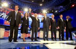 Republican Debate in South Carolina 2011