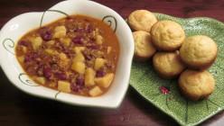 Chili Dumpling Stew