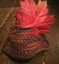 How To Crochet A Simple Harvest Hat: Free Pattern!