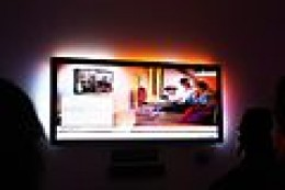 Philips 3D ready Ambilight television