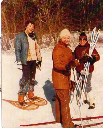Cross Country Skiing and Snow Shoeing