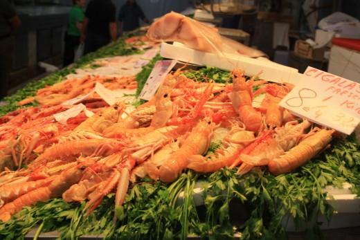 Mercado Central, Valencia, Spain