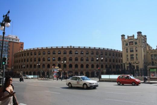 arena, Valencia, Spain