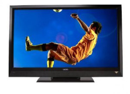 Vizio VL series TVs offer a wide array of standard and high definition audio and video inputs.