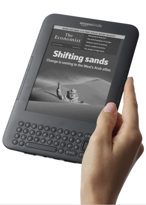 Amazon Kindle, Third Generation