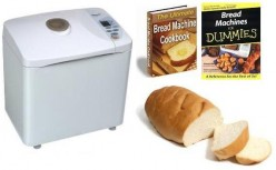 Where to Buy Bread Maker Machine Recipe Books at cheaper prices?