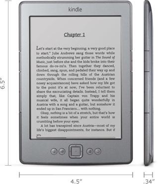 New Amazon Kindle
