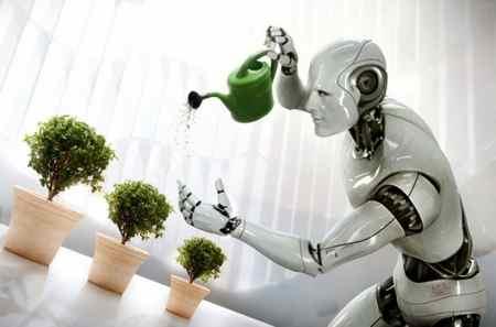 Robot the gardener