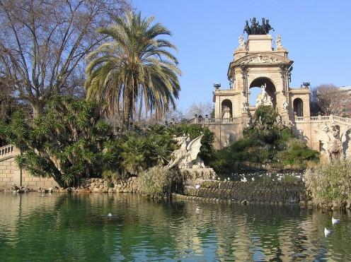 Parc de la Ciutadella - Barcelona & Gaudi