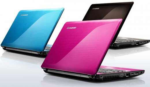 the fashionable lenovo ideapad z370, don't you think? :)
