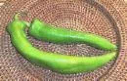 Green Anaheim Chiles