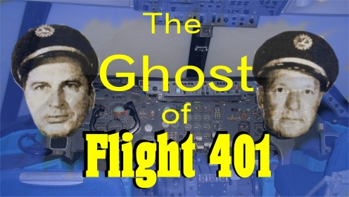 Ghost of flight 401 book