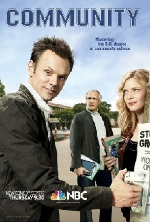 Community begins it's final season on October 19, 2012