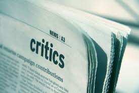 Critics is every where but how do we handle critics?