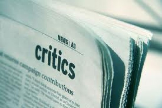 Critics is every where but how do we handle critics?