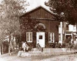 """OLD SCHOOL BUILDINGS ARE DEAR TO ME. I ONLY WISH I HAD A PHOTO OF """"MY"""" FIRST COUNTRY SCHOOL, NEW HOME COMMUNITY SCHOOL."""
