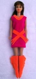 Barbie in Fringe Benefits
