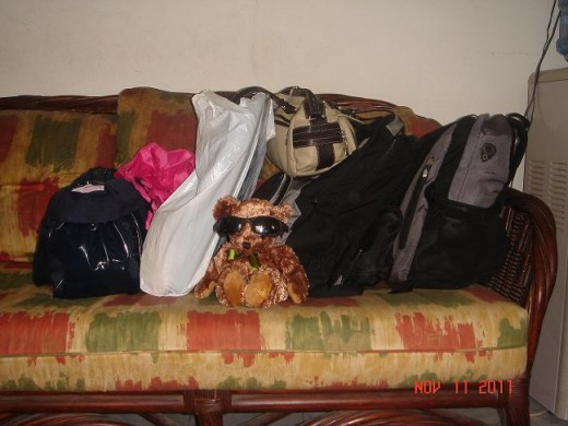 Our stuff :D
