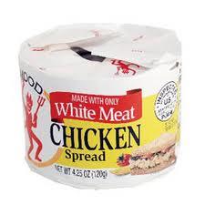 Underwood Chicken Spread
