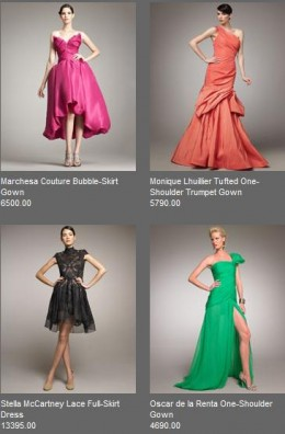 Glamorous Evening Gowns