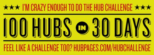 Day Nine: Hub #22 of 100 Hubs in 30 Days