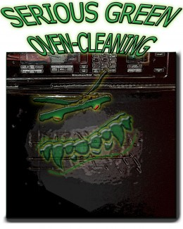 Green Oven-Cleaning