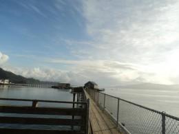 Pier for Crabbing