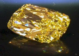 Crystal Carbon ~ Yellow Diamond