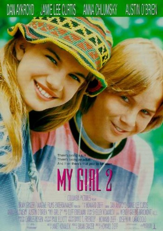 My Girl 2 Movie Poster