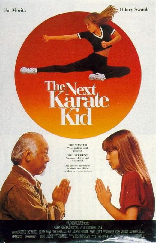 The Next Karate Kid Movie Poster