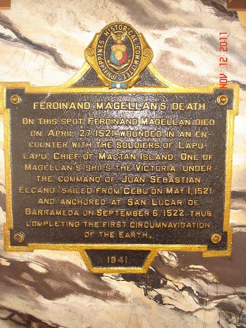 Back-end of Magellan's Marker