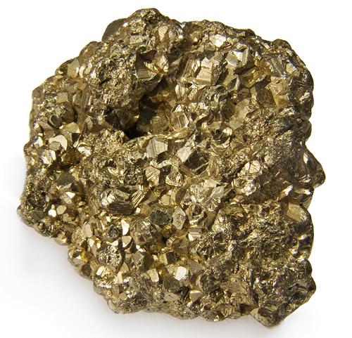 A Pyrite Stone