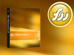 Fireworks Logo + Box