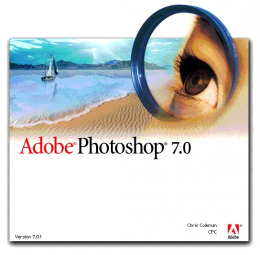Photoshop 7 Logo