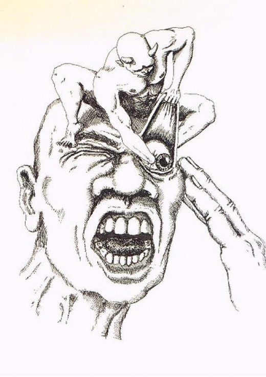Cluster Headache by JD Fletcher