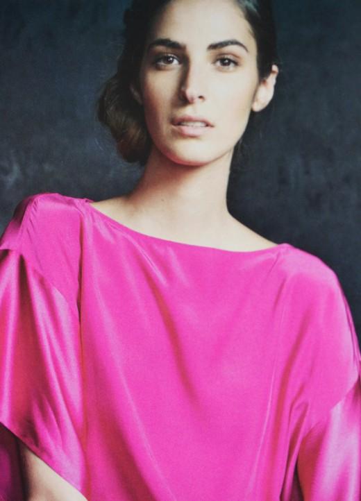 Charmeuse Kimono Dress Talbot's