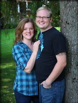 My hot wife and I