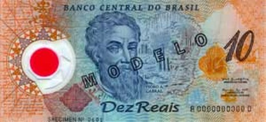 Brazil Polymer Money