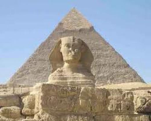The Ancient Empires of Egypt last for thousands of years.   We are still finding out about them.