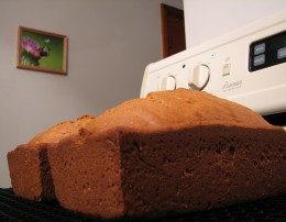 Pumpkin Cake Loaves Photo, licensed under Creative Commons License 2.0