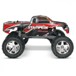Blazing Fast R/C: Traxxas Stampede Monster Truck RTR w/XL-5 w/Battery&Charger